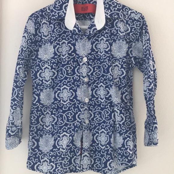 7ded9cea9 elie balleh Shirts & Tops | 315 Boys Dress Shirt | Poshmark